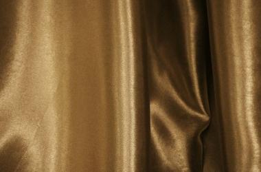 Ткань золотого цвета