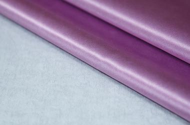 Ткань блэкаут сиреневого цвета