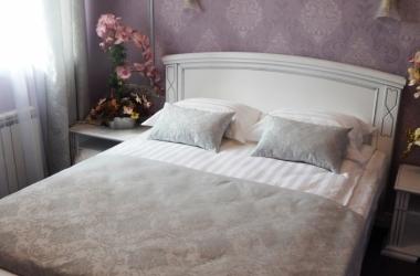 Гостиничные шторы, комплект для спальни серые