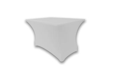 прямоуголный белый